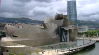 Bilbao -  The Guggenheim Museum.    Sept  2012