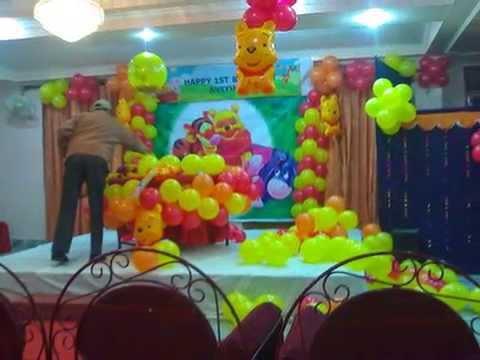 Balloon Decorator in Lucknow@09450359738