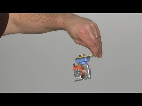 Maytag Dishwasher Water Inlet Valve Replacement 99001359