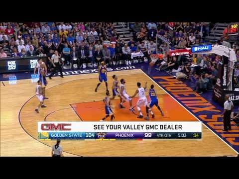 Golden State Warriors at Phoenix Suns - April 5, 2017