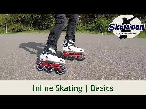 Inline skating beginner tutorials – The most detailed tutorials on the internet