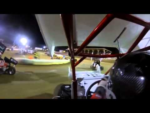 6/08/2014 Belle-Clair Speedway POWRi Micro-Sprint Feature