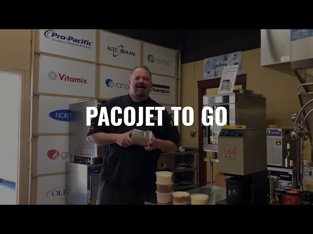 Pacojet To Go