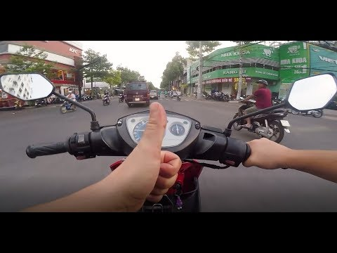 Lost On A Scooter-Vietnam | Hotel Travel Hack | Episode 11