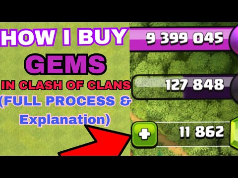 HOW I BUY GEMS IN CLASH OF CLANS FROM NEPAL ? FULL PROCESS AND EXPLANATIONS ||