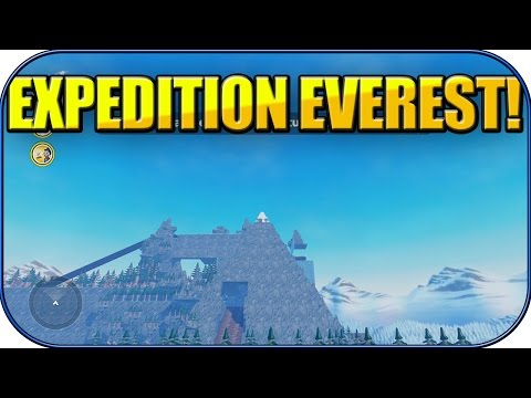 Disney Infinity 2.0 - ANIMAL KINGDOM TOY BOX! (pt. 2) - EXPEDITION EVEREST! - Ep. 9 |