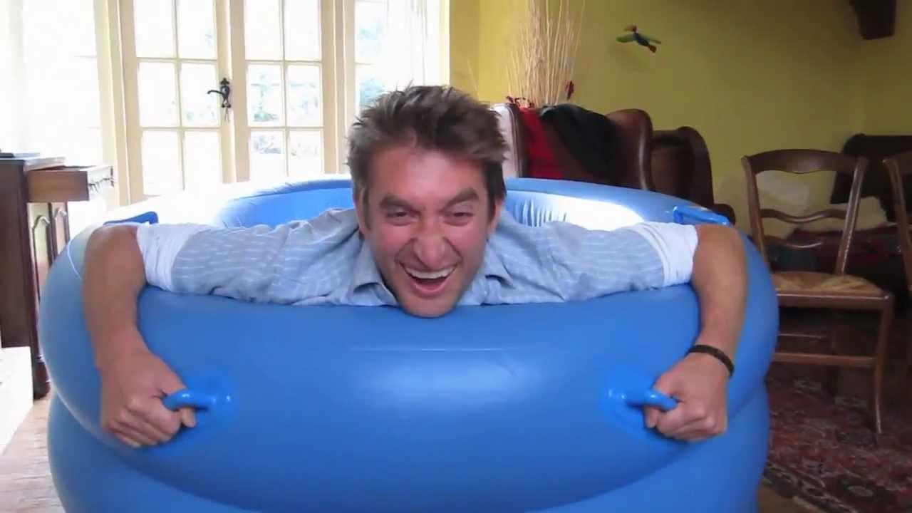 Orgasmic Eco Water Birth Pool Test Youtube