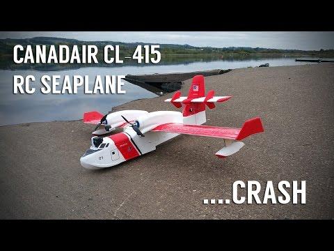 Canadair CL-415 RC
