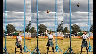 Weight For Height - Scottish Highland Games Event