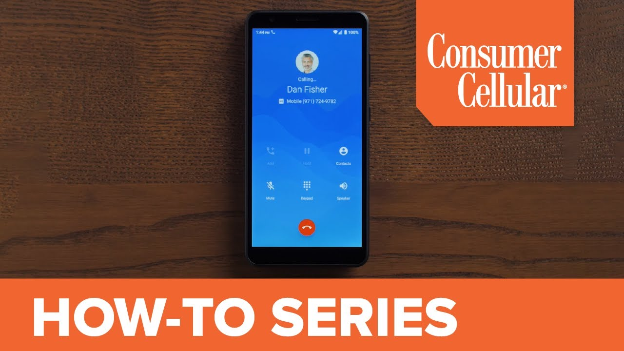 ZTE Avid 579: Making and Receiving Calls | Consumer Cellular
