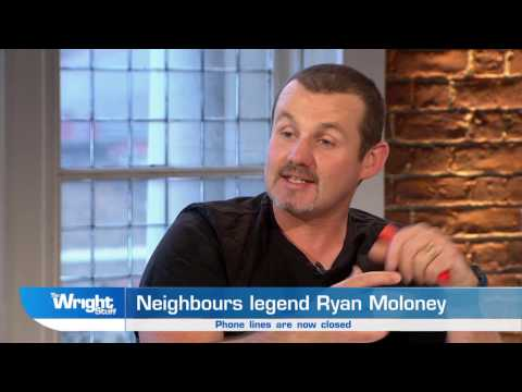 Ryan Moloney (aka Toadie) Gives Us The Lowdown On Neighbours And The Return Of His Dead Wife!