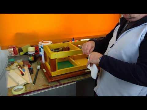 Bau und Montage Video neues Futterhaus