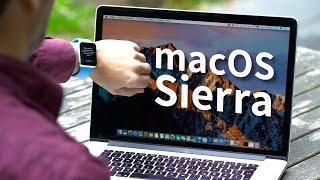 macOS Sierra ist da! Top-Funktionen im Überblick (deutsch)