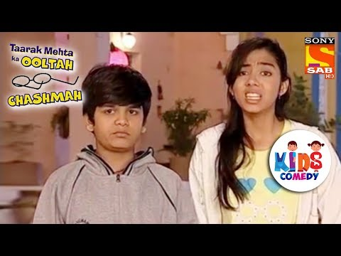 Tapu Covers Up Sonu's Mistake | Tapu Sena Special | Taarak Mehta Ka Ooltah Chashmah thumbnail