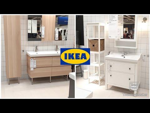 Ikea Tout Pour La Salle De Bain Meuble Miroirs Rangement Dimanche 14 Juin Youtube