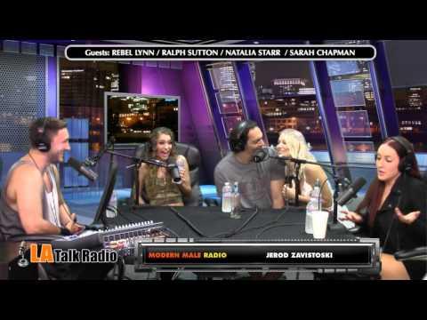 Modern Male Radio Ep.62) ANAL POWER DROP - Ralph Sutton - Rebel Lynn - Natalia Starr - Jerod & Sarah