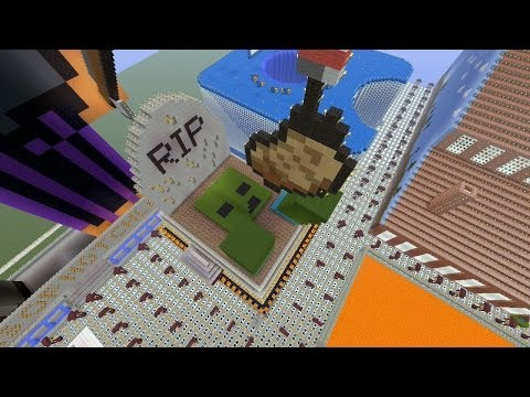 Thumbnail: Minecraft Xbox - Notch Land - Hell On Earth - Part 11