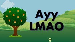 ayy lmao animation by thomas schiferl