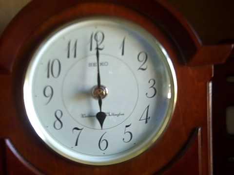 Rhythm Japan Westminster Chime Clock Doovi