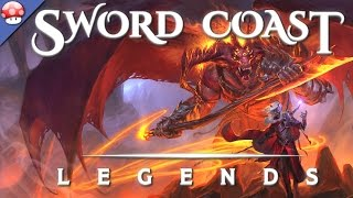 Sword Coast Legends Gameplay PC HD [60FPS/1080p]
