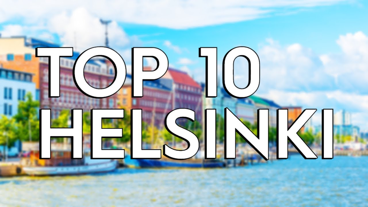 Download ✅ TOP 10: Things To Do In Helsinki