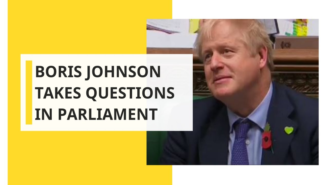 WION Dispatch: UK PM Boris Johnson takes questions in Parliament