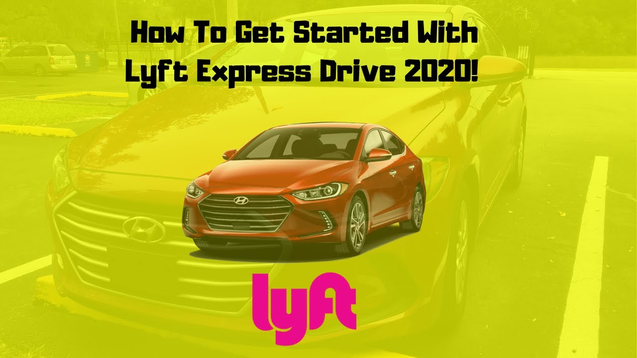 Lyft Express Drive Review 2020.Lyft S Car Rental Program Is A Sucker S Bet For Drivers
