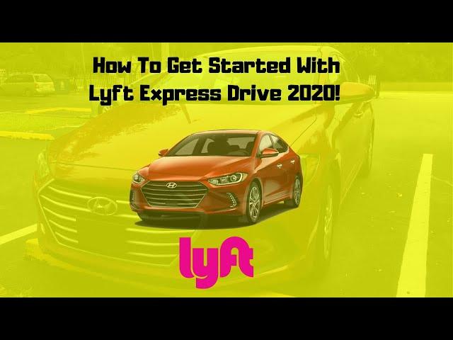 Lyft Express Drive Review >> Lyft S Car Rental Program Is A Sucker S Bet For Drivers