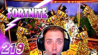 FORTNITE ⚡ Rette die Welt - 20 Legendäre Trollschatz Lamas ◄#219► Let's Play Fortnite - MaikderIV