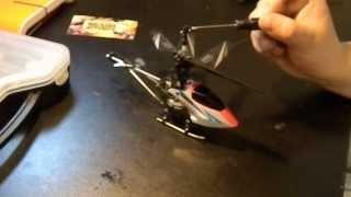 Ремонт радиоуправляемого вертолёта Syma s800g от SpbHobby