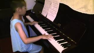 Lòng Mẹ -  Y Vân - Arranged by Nghi Nguyen for Piano