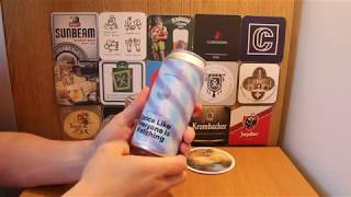 Beer review - Cloudwater Dance Like Everyone is Watching DDH IPA Manchester