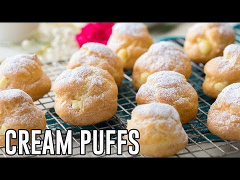 how-to-make-cream-puffs