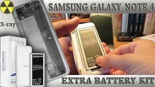 Samsung Galaxy Note 4 Extra Battery Kit (EB-KN910)