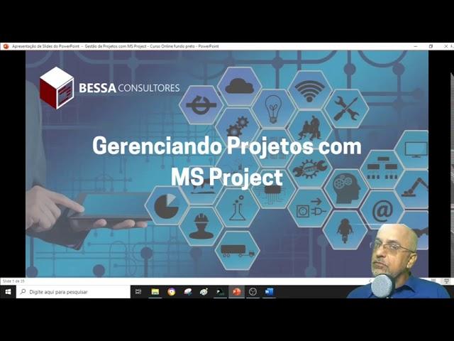 Curso completo de MS Project em EAD