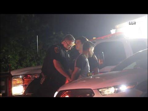 Man Arrested For DWI After Crash