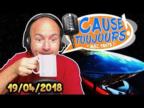 Cause Toujours ! La Matinale en libre Antenne avec TheFantasio974