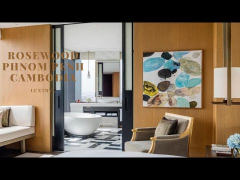 Rosewood Phnom Penh Review in Executive City King Suite