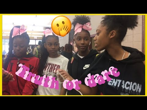Truth or dare | paint branch high school