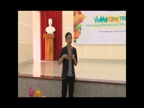 [VIETTELSTUDY] Tọa đàm Bản lĩnh trẻ - Diễn giả Nguyễn Hoàng Khắc Hiếu - Part 3
