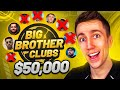 THE QUARTER FINAL! - $50,000 BIG BROTHER CLUBS