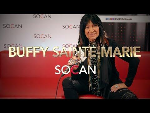 Buffy Sainte-Marie with SOCAN