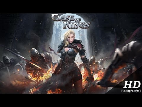 Clash Of Kings Android Gameplay [1080p/60fps]