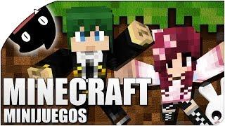 Minecraft minijuegos - Suscriptores, variedad y collejas
