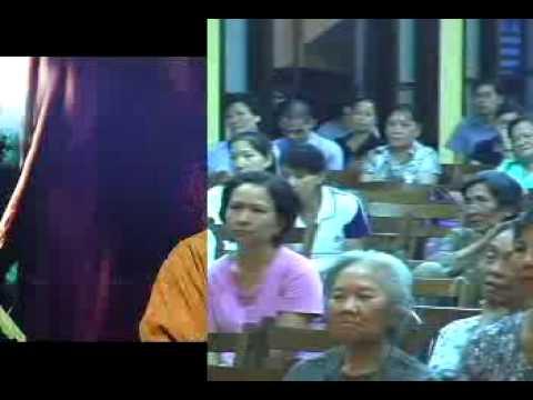 Kinh Trung Bộ 116 (Kinh Thôn Tiên) - Người giác ngộ một mình (07/12/2008