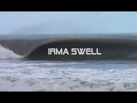 SurfAllDayA1A - INSANE Hurricane Irma Surfing Perfection in Florida