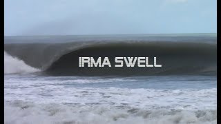 SurfAllDayA1A - INSANE Hurricane Irma Surfing Perfection in Florida