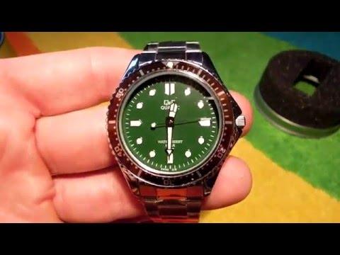 Q&Q Watches