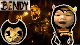 Bendy and the Dark Revival In Real Life | Kid skit - Official Gameplay Trailer