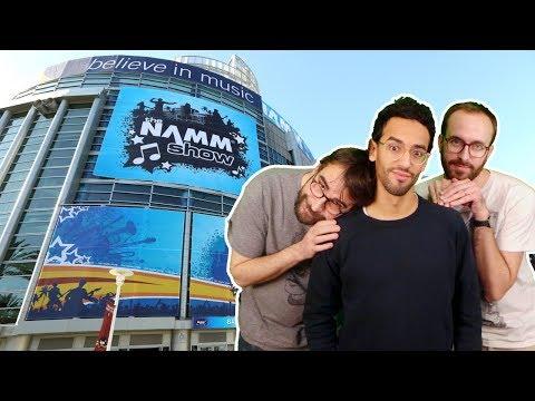 Live Pre-NAMM 2018